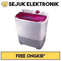 Sharp ES-T1090-PK Mesin Cuci 2 Tabung 10Kg Pink (jabodetabek)