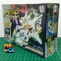 Battle Gear Swordman Crush Gear produksi Auldey