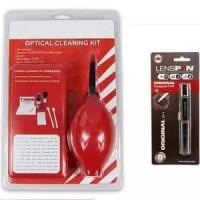Paket Cleaning Kit Canon + Lenspen LP1 Untuk Pembersih Lensa & Kamera