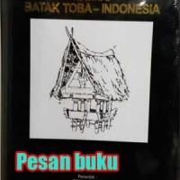 Buku Kamus Batak Toba - Indonesia: Kosa kata, Istilah-istilah Adat, Un