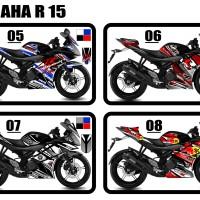 Jual Decal Yamaha R15 - Beli Harga Terbaik | Tokopedia