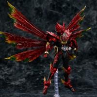 SIC Kamen Rider OOO Oz Tajadol Combo