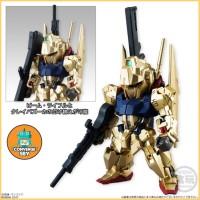 Gundam Converge 157 Hyaku Shiki Bandai figure minifigure candy toys