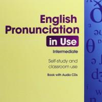 Cambridge English Pronunciation in Use - Intermediate + CD