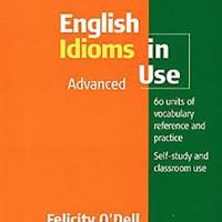 Cambridge English Idioms in Use - Advanced