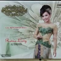 CD Original Keroncong Asli RATNA LISTY .