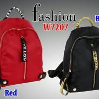 Backpack Cewek Wanita Fashion W7207