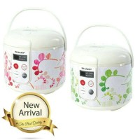 Rice Cooker Digital Sharp 4in1 KST18TL