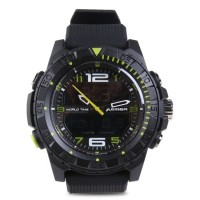 Jam Tangan Eiger Original Baitou Grey Analog Digital Murah
