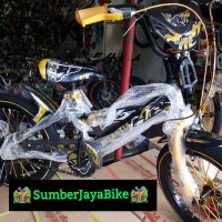 """Promo!!! Sepeda Anak Bmx 16"""" Atlantis Puma"""