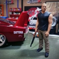 Figure Fast and Furious Dominic Toretto, Skala 1:24