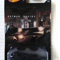 Hot Wheels Batman Begins Tumbler
