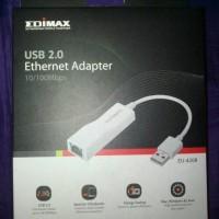 USB 2.0 Ethernet Adapter Edimax EU-4208