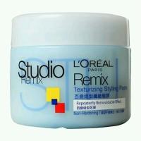 Loreal Studio Line Remix Cream (Wax Rambut Pria)