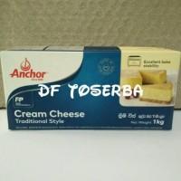 Jual Cream Cheese Anchor 1 kg, Best Price... Murah