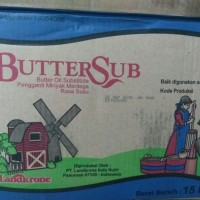 Buttersub Milky / B.O.S / Butter Oil Substitute - 500g