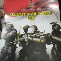 Kalender Denjaka TNI AL 2018 terbaru