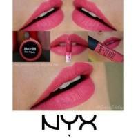 NYX Soft Matte Lip Cream ( SMLC) - SAN PAOLO