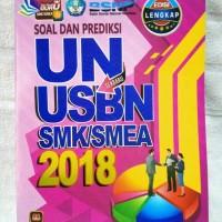 Buku Soal dan Prediksi UN USBN SMK/SMEA 2018 Terbaru