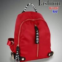 Bag Ransel Fashion W7207