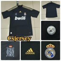 Jersey Real Madrid Third 2009 / 2010 - Baju Lawas