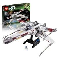 Bricks Lego KW Star Wars Red Five X-Wing Starfighter Merk Lepin 05039