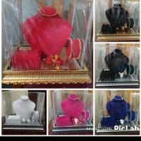 Tempat Mahar perhiasan pernikahan ( Cincin, Gelang, & Kalung )