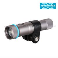 X-Adventurer Video Light M1000-WRA Underwater Waterproof Smart Focus