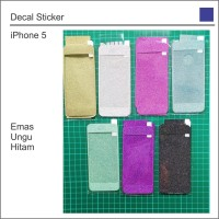 Jual New iPhone 5 s iPhone 5s Pink Gold Black Silver Pink Blue Decal Murah