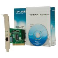TPLINK TG-326932bit Gigabit PCI LAN Card, RealTek RTL8169SC Chipset
