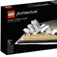 LEGO 21012 : Sydney Opera House