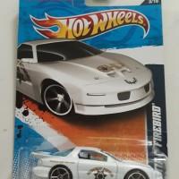 Hotwheels Pontiac Firebird IROC