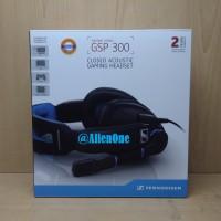 Jual Sennheiser GSP 300 Gaming Headset Closed Acoustic Headphone GSP300 Murah