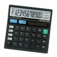 Calculator Kalkulator Merk Citizen CT 500 10 Digit