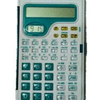 Kalkulator Citizen CT-105B - Science Fuction Calculator