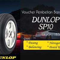 Ban Mobil Dunlop SP10 185/70R14 Vocer