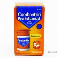 Combantrin Pirantel Pamoat Obat Cacing