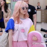 Jual Tshirt Kpop Sunny SNSD ROLAROLA Murah