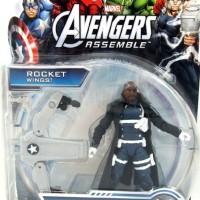 [Hasbro] Marvel Universe Avengers - Nick Fury