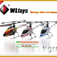 RC Helicopter Single Blade V911 RTF Free main Blade x 2, Blade & Batteray
