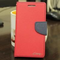 Flip Cover / Flip Case / Lenovo A850 - Diary Cover Dompet