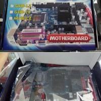 Motherboard Bulldozer G41 Lga775 Ddr3