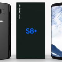 HP Samsung Galaxy S8 Plus Ram 4Gb Rom 64GB - G955 Garansi Resmi SEIN