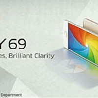 HP VIVO Y69 Ram 3Gb Rom 32Gb - Garansi Resmi Vivo 1 Tahun