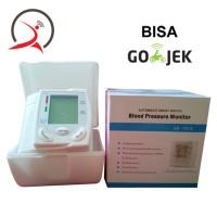 Tensimeter (alat Pengukur Tekanan Darah) Wrist Blood Pressure Monitor