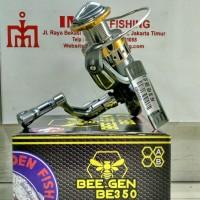 MURAH Reel GOLDEN FISH Bee Gen BE350