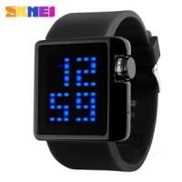 Terlaris !! SKMEI Sport Rubber LED Watch - 1145 Jam Tangan Digital K