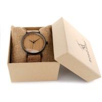 Jual BOBO BIRD Natural Wood Bamboo Watches E19 Murah