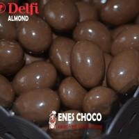 Jual Banting Harga Coklat Delfi Kiloan Almond - 1 Kg Murah