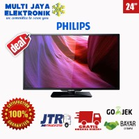 Philips 24PHA4100S/70 TV Led 24 inch